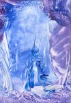 Ice Castle by BlackMage339