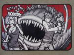 Little Shop of Horrors Mouse Pad by Jagarnot