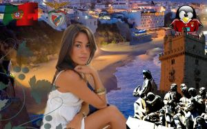 Mia Rose postcard from Portugal by ShaneGray91