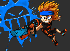 Multiverse Splatoon Toughset by Toughset