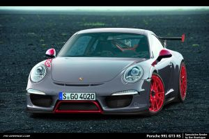 2013 Porsche 991 GT3 RS by Danyutz