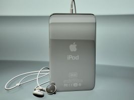 iPod video back by gajdoslevente
