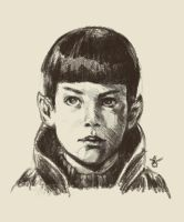 Young Spock by Nim-lock