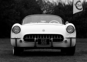 1954 'vette by FurLined