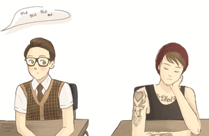 punk!louis x marcel by smartha