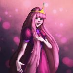 Princess Bubblegum by DarknessDragona