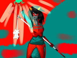 Terezi owns by SmokinRainbow