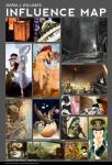 Influence Map by MJWilliam