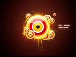 Solaris Wallpaper by odindesign