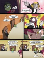 Invader Zim: Conqueror of Nightmare Page 16 by Blhite