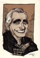 Martin Scorsese by DenisM79