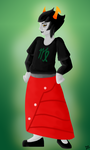 Kanaya Maryam by DoodleStruck
