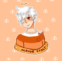Mayor Frost ! - Doodle by nonmagicalboy