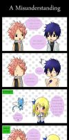 Fairy Tail: A Misunderstanding by anime-hime95