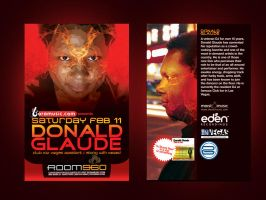 Donald Glaude At Room960 by can