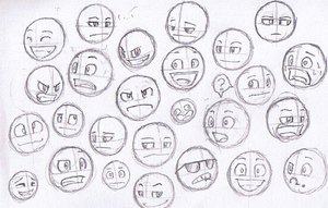 Yet another expressions page by Racesolar
