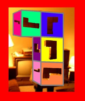 Tetris Collage 1 by warringsoul