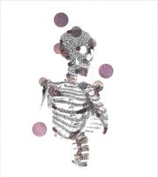 bubble skeleton by mel-an-choly