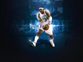 PAUL PIERCE v2 by RaffoDA