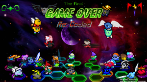 The Final GameOver Re:Coded Poster by Kokiri-Kidd
