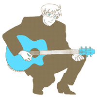 APH: song for Arthur by amewica