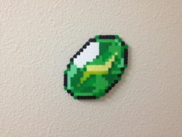 Thunderstone - Fuse Beads by chocovanillite