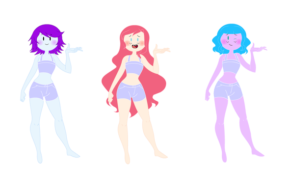 Adventure Time: Character Creator V.3 TEASER by SaraSapphire89
