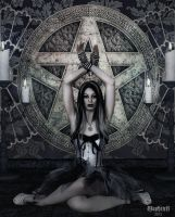 Pentagram by blastevil