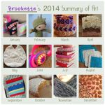 2014 Summary of Art by Brookette