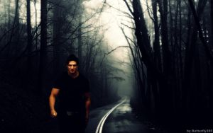 GAC-Zak walks by by Butterfly386