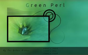 Green Perl by Golden-Ribbon