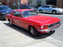 1967 Ford Mustang by Brooklyn47