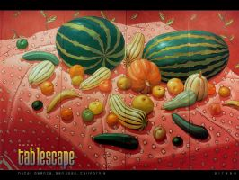 Tablescape by arterie