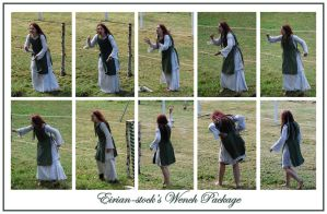 Wench Package by Eirian-stock