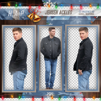 Pack Png 321 - Jensen Ackles by BEAPANDA