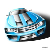 FORD FALCON CONCEPT by criarpo