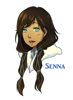 Senna by rainbox17