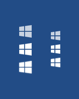 Windows 8 logo for Classic Start Menu by zhker