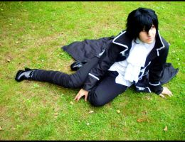 Pandora Hearts - Raven by stormyprince