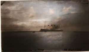 Gone Now, for Another's Cause by RMS-OLYMPIC