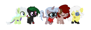 The Foals by PandoraRose22