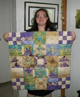 My Quilt Topper - In Progress by Faith-Bailey