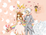 Art trade - Perfect Wedding by Marga-Minhoca