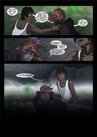 Under the Skin: Page 18 by ColacatintheHat