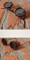 The Somehow Different Sunglasses by Watisdatdennhier