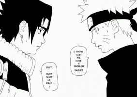 Naruto Clothing Problems by TheFresco