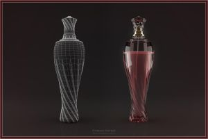 3D Perfume Design by FEG