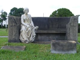 Cemetery 09 by DKD-Stock