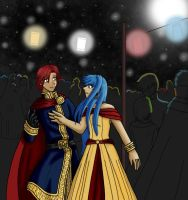 Shall we Dance Reprise by Jujupancakes