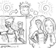 whu? Naruto fanart? by scissors89